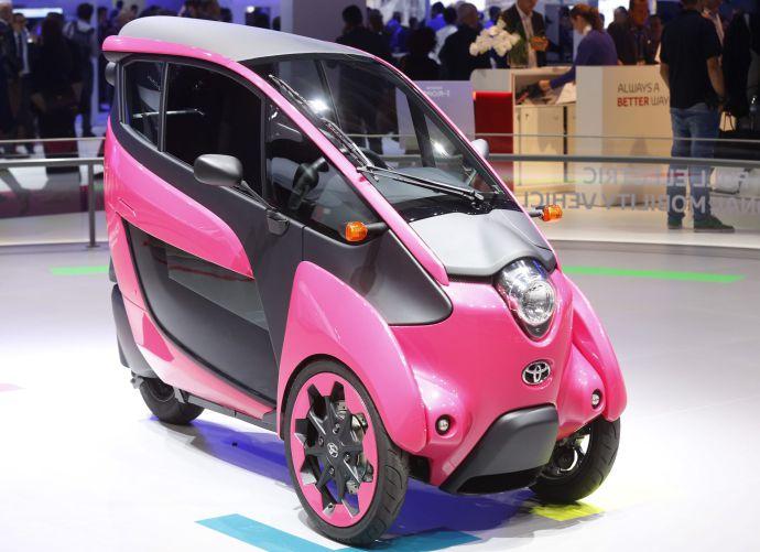 el coche de paris: