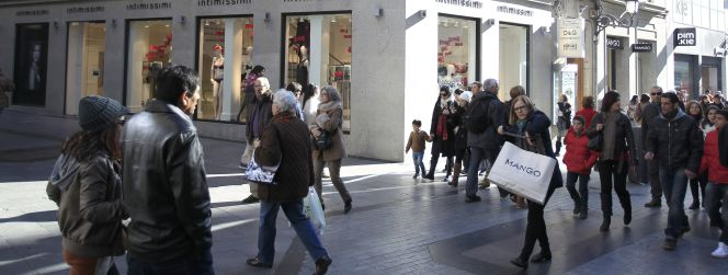 Se buscan 641.000 empleados temporales para trabajar en Navidad