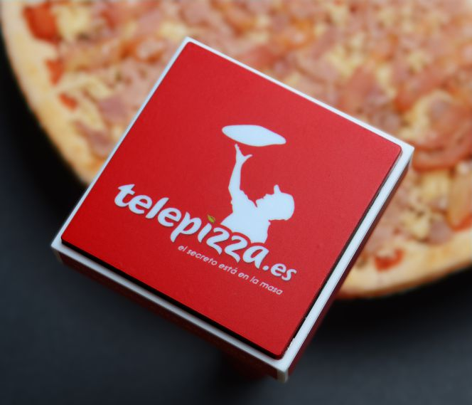 Dentro de poco podrás pedir tu pizza desde el imán de la nevera