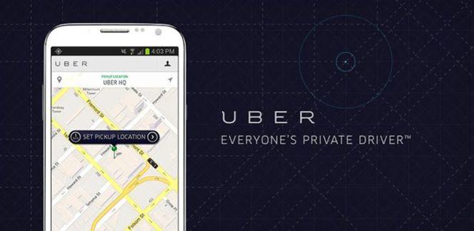 Uber te espía si utilizas un smartphone con Android
