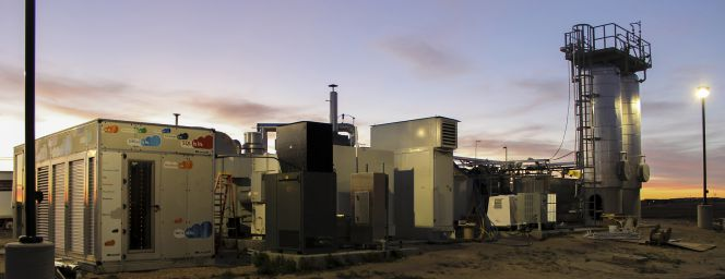 Siemens logra que los centros de datos se autoabastezcan energéticamente