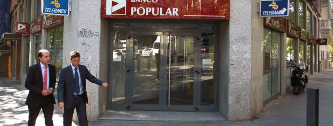 Banco popular entra en la batalla de los planes ahorro 5 for Oficinas banco popular madrid