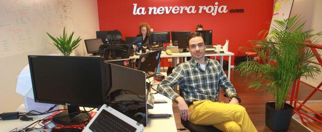 La nevera roja un bocado apetecible para rocket internet for La nevera roja zaragoza