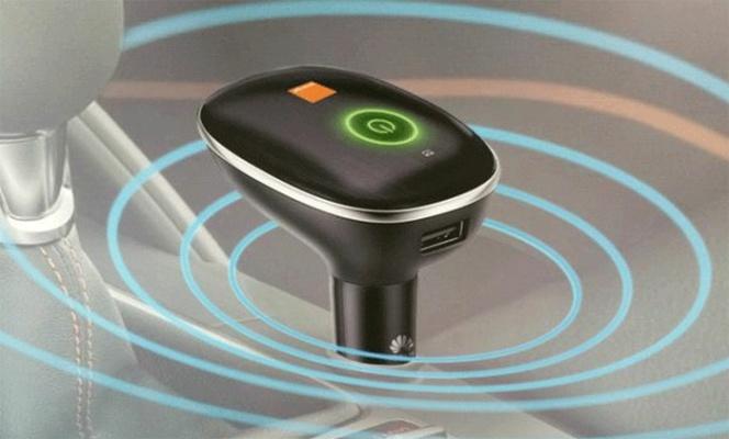 Car-Wifi, el router 4G para el coche de Orange y Huawei