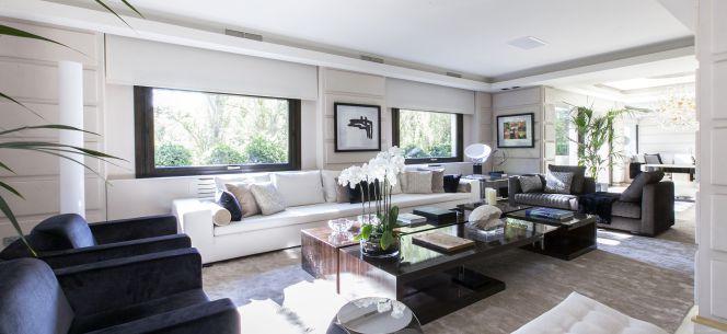 Por qu madrid atrae al comprador de vivienda de lujo for Viviendas lujo madrid
