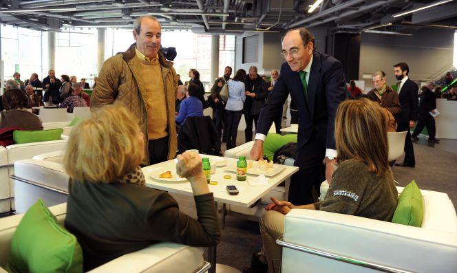 Iberdrola abre las puertas a la participación de los minoritarios