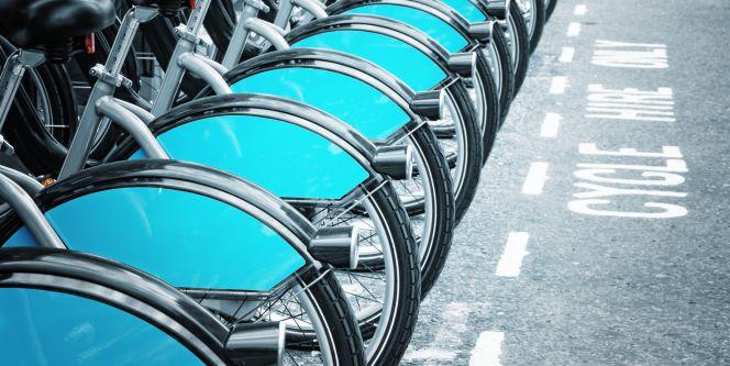 Espa a tercer pa s con m s flota de bicicletas for Viviendas compartidas en madrid