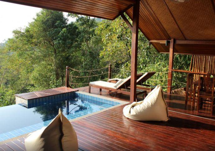 Los mejores hoteles de lujo del mundo fotogaler a for Hoteles rurales de lujo