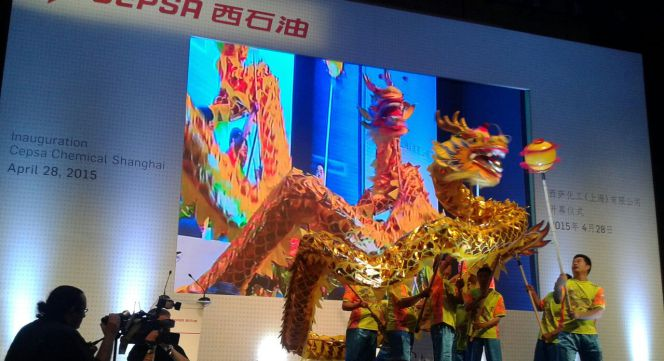 Cepsa, a la conquista de China
