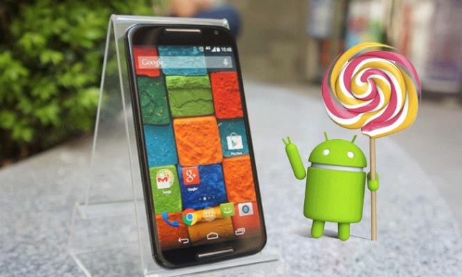 Android 5.1 comienza a llegar a los Motorola Moto G 2014 españoles