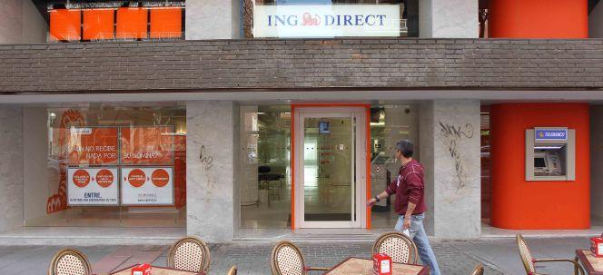 Ing direct y evo banco fieles a su pol tica sin comisiones mercados cinco d as - Oficinas ing direct madrid ...