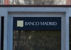 Banco Madrid prevé que sus acreedores recuperen todo el dinero