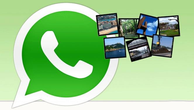 Cómo evitar que las fotos de WhatsApp nos ocupen espacio en el móvil