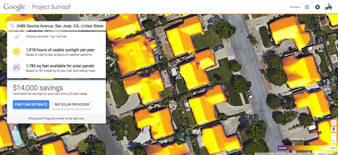 ¿Ahorrarías con un panel solar? Google te dice cuánto
