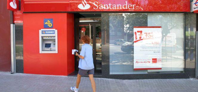 Linde actuar si la banca no respeta sus l neas rojas de for Santander cajeros madrid