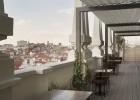 Cocina cosmopolita sobre la Gran Vía de Madrid