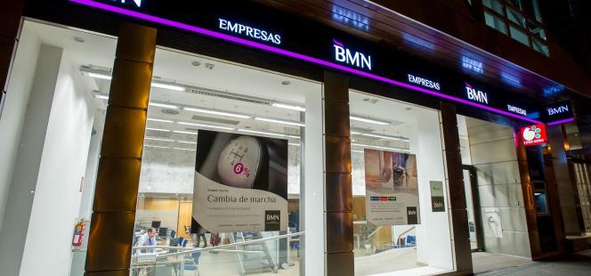 BMN vende a Globalcaja sus oficinas del interior de España