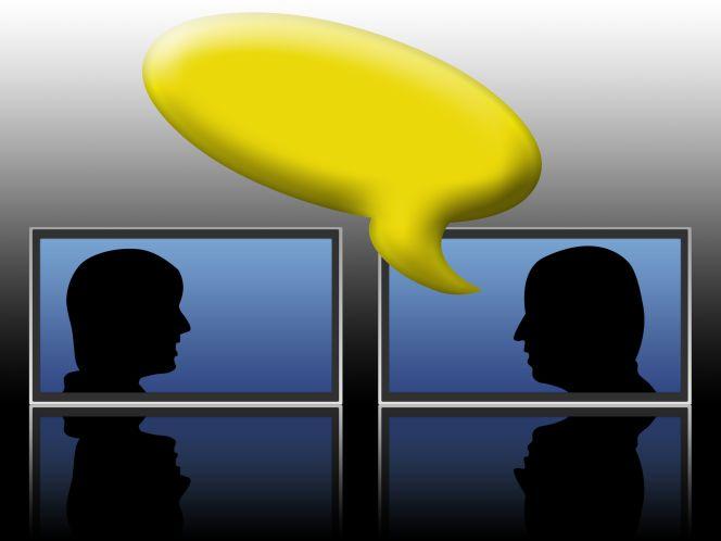 Categorias y canales de chat por temáticas y sin registro