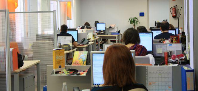 Empleo los expertos avisan el empleo se desacelera - Oficina de trabajo temporal ...