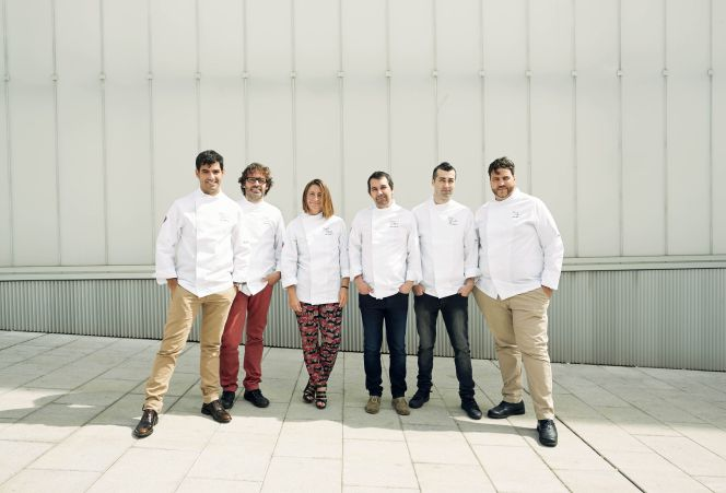 Seis cocineros 'pop up', en Madrid