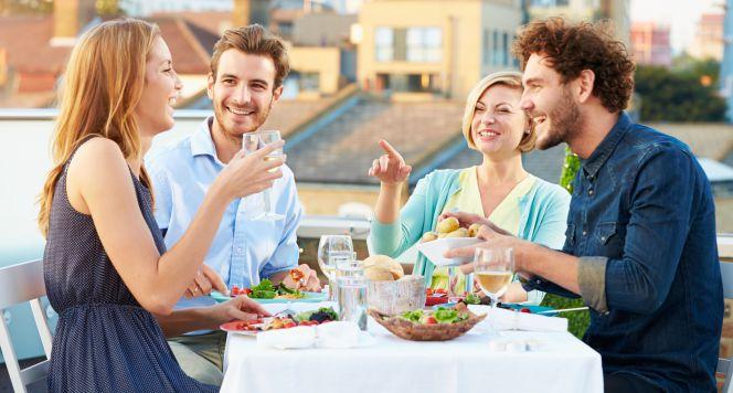 'Social dining', una nueva forma de sentarse a comer