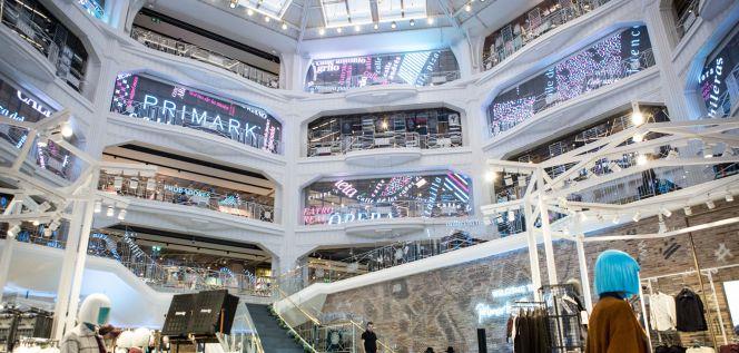 Primark abre la mayor tienda de moda de espa a empresas - Primark granada catalogo ...