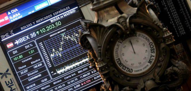 El bce relanza al ibex 35 un 2 y deprecia al euro for Clausula suelo bantierra