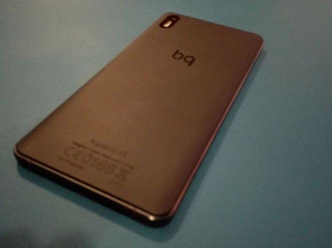 bq Aquaris X5, su primer móvil con Cyanogen 12.1 por 8,7 ...