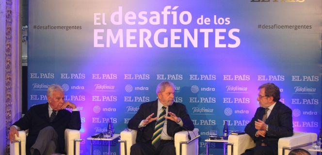 "Lula da Silva: ""En un año el mercado de Brasil estará de vuelta"""