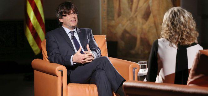 Un seguro para funcionarios catalanes a los que sancionen