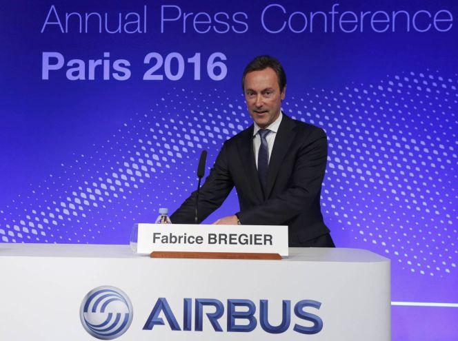 Irán anuncia la compra de 114 aviones a Airbus