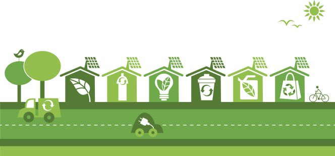 La ciudad futura convierte sus residuos en recursos