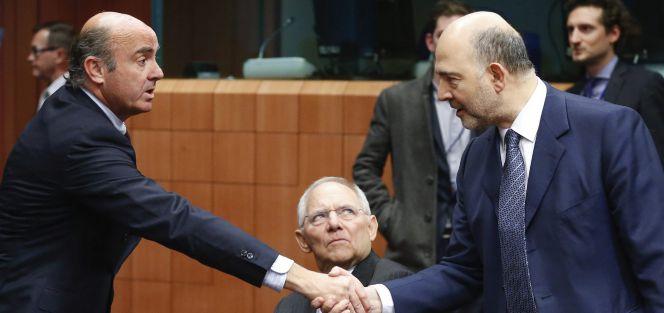 El Eurogrupo admite que hay problemas en ciertos bancos