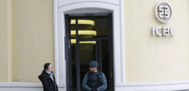 Icbc el banco chino investigado buscaba reforzarse en for Sucursales banco de espana madrid