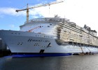 Así se construye el barco más grande del mundo