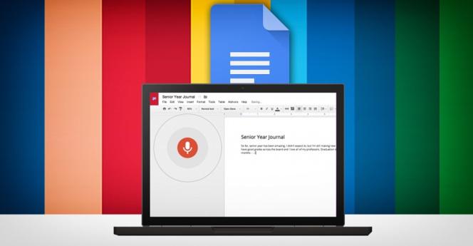 Cómo dictar textos y dar formato a los documentos con la voz en Google Docs