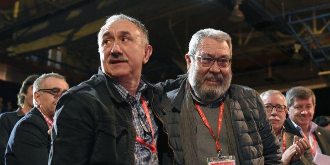 El líder catalán de la UGT, Pepe Álvarez, nuevo secretario general del sindicato