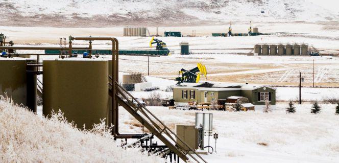 """La mitad del petróleo de EE UU viene ya del """"fracking"""""""