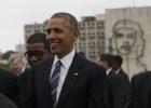 La primera vez de Obama en Cuba