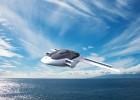 Descubre el avión que despega en vertical
