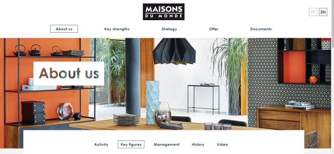 Maisons Du Monde Sale : la tienda de muebles maisons du monde sale a bolsa mercados cinco d as ~ Bigdaddyawards.com Haus und Dekorationen