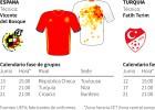 Eurocopa 2016: perfil de cada selección y cuándo juega cada equipo