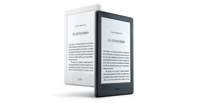 Nuevo Amazon Kindle: diseño más compacto y también en color blanco ...