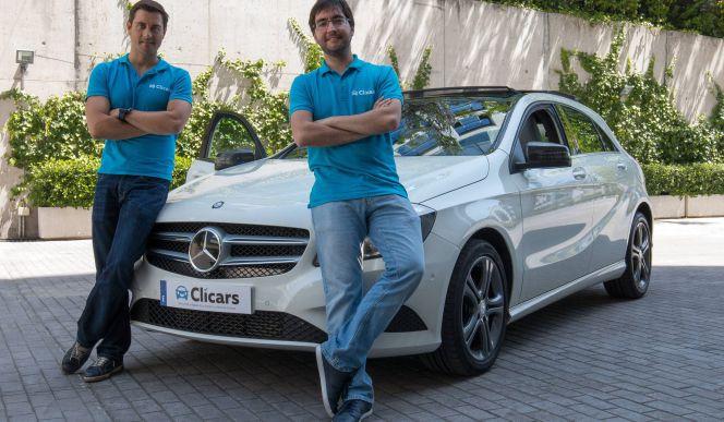Clicars, la start-up que quiere 'digitalizar' la venta de coches