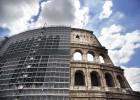La remodelación del Coliseo de Roma