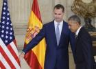 Visita del presidente Obama a España