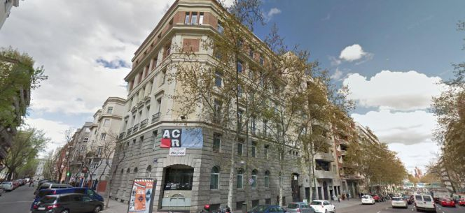 Mutua madrile a compra la antigua sede de forum filat lico mercados cinco d as - Oficinas mutua madrilena madrid ...