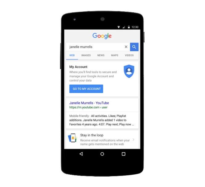 Google te avisará si alguien menciona tu nombre en Internet
