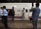 Talgo bate el récord de velocidad de un tren en India