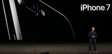 Presentación iPhone 7